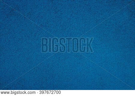 Old Wall Pattern Texture Cement Blue Dark Abstract Blue Color Design. Concrete Wall Surface. Texture
