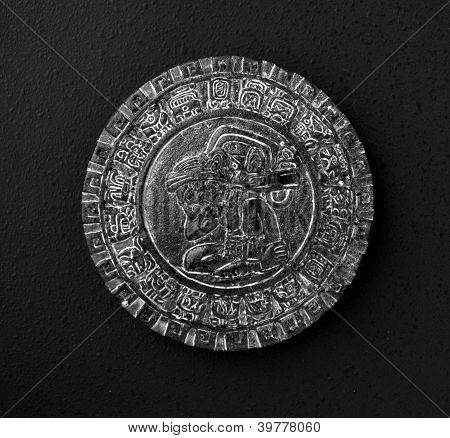 Fridge Magnet with the motive of symbol Mayan.
