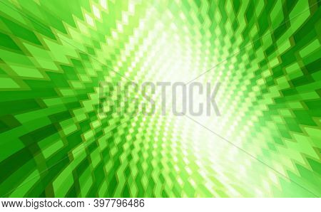 Green Abstract Technology Background. Green Energy Concept Background. Business And Corporate Green