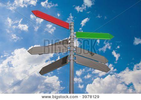 Singpost And Sky