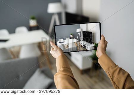 Virtual Open House Showing Or Online Tour