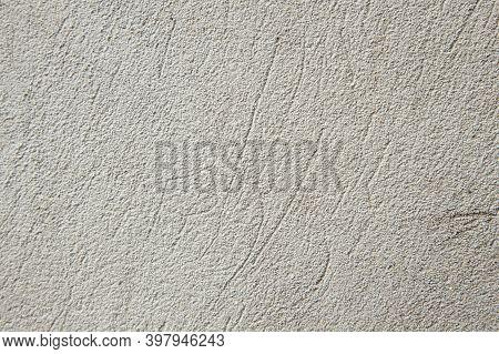 Concrete Light-grey Photo Texture. Stone Wall Background. Cement Grunge Pattern