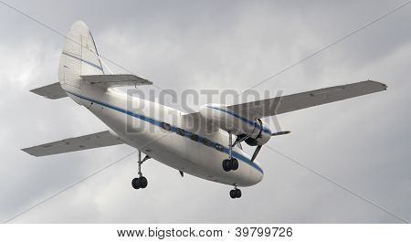 Small Propeller Aircraft