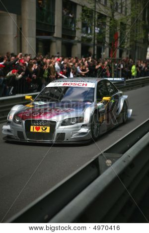 Audi Racing Martin Tomczyk