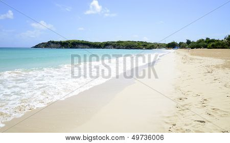 Macao Beach In The Dominican Republic