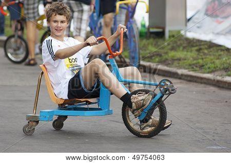 Rastabike Rider