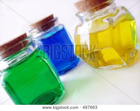 Colorful Potions