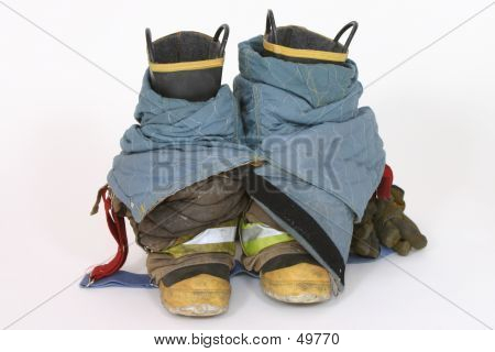 Fire Boots