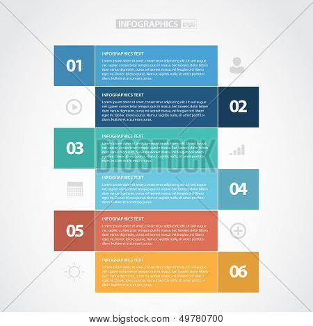 Infographic tutorials on html forms