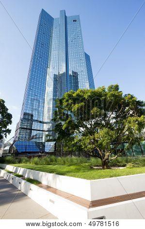 Frankfurt Deutsche Bank