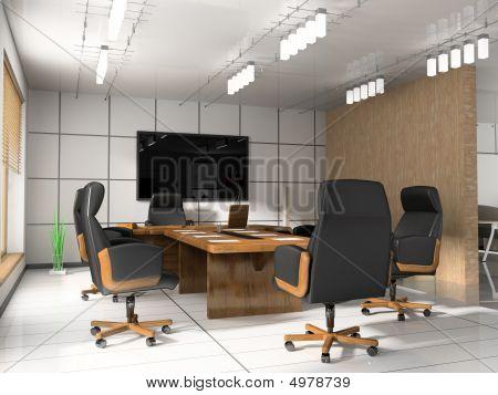Modern Room For Meetings