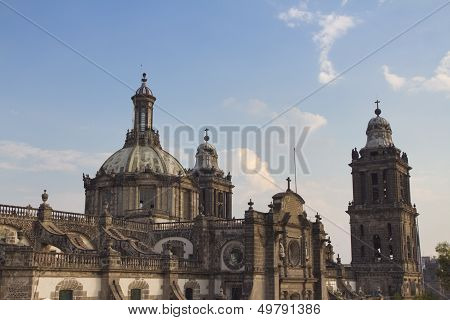 Cathedral Mexico Df