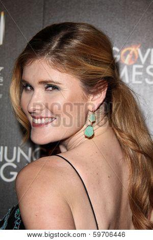 LOS ANGELES - FEB 11:  Natalia Reagan at the