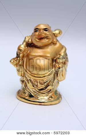 Buddha netsuke