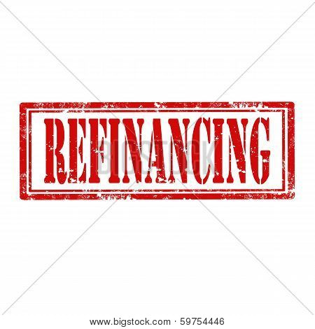 Refinancing-stamp