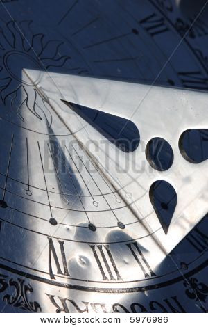 Old Sun Clock