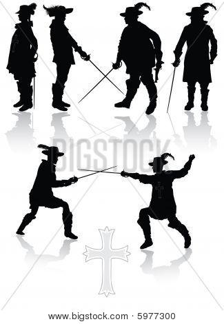Royal musketeers
