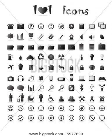 101 Icons