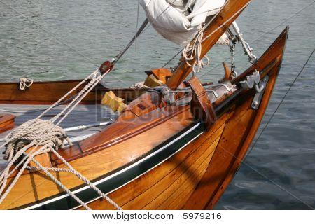 Classic Dutch Ship