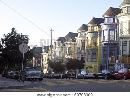 Haight-Ashbury Neighborhood, San Francisco