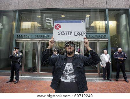 Occupy Wall Street West, San Francisco