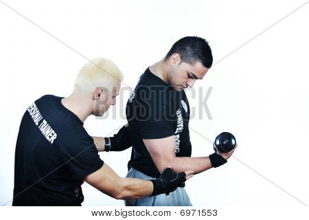Personal Trainer Man