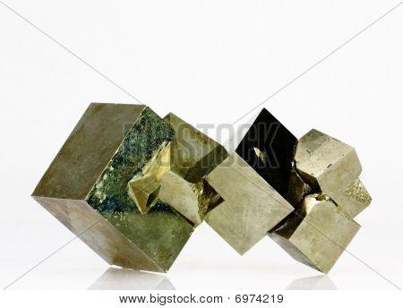 Pyrite Iron Ore