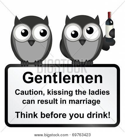 Kissing the Ladies