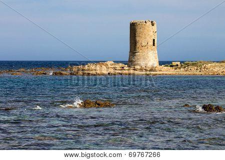 Tower on the beach