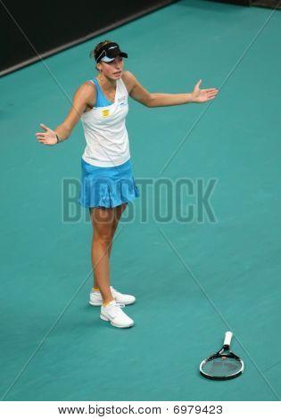 Yanina Wickmayer (bel) At Gdf Suez 2010