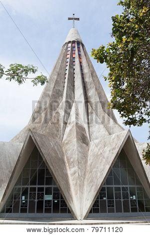 The Church Of San Antonio De Maputo