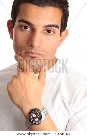 Thinking Man Chronograph Watch