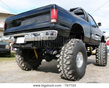 Tall truck