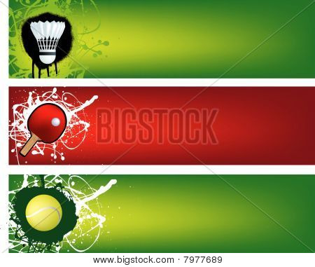 Banners Sports X3