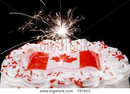 Canada Cake 16