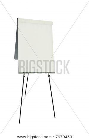 Flip Chart - isolated