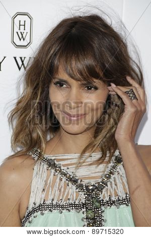 LOS ANGELES - MAY 2:  Halle Berry at the 3rd Annual Mattel Children's Hospital Kaleidoscope Ball at the 3Labs on May 2, 2015 in Culver City, CA