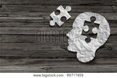 Mental Health Symbol