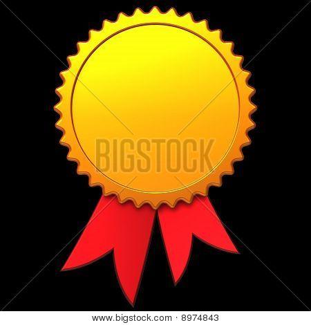 Award ribbon (Hi-Res)