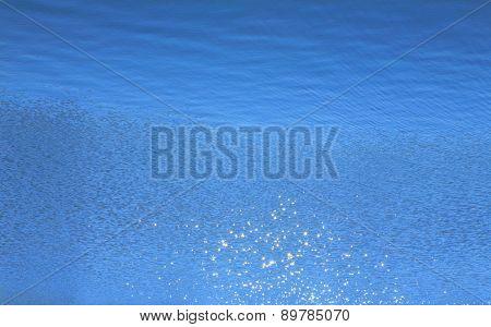 Glare On Water