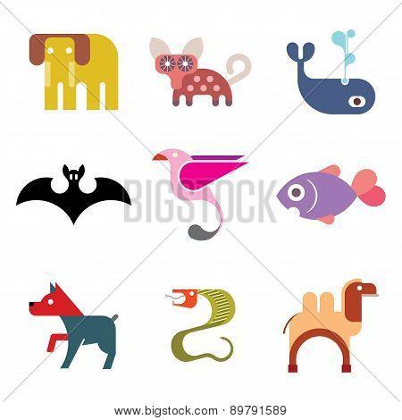 Animal Icon Set
