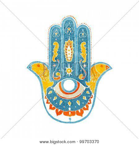 hamza tattoo