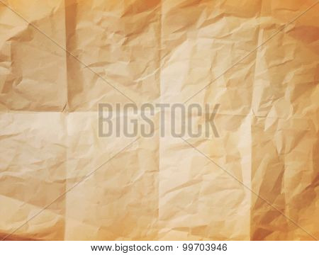 texture (element for design) - crumpled paper