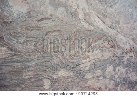Sandstone Horizontal Swirl Background