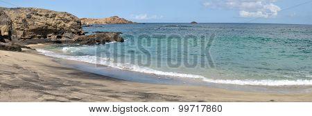 Islet Beach Panoramic