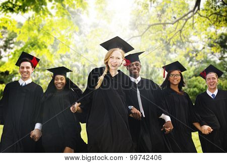 Graduation Student Commencement University Degree Concept