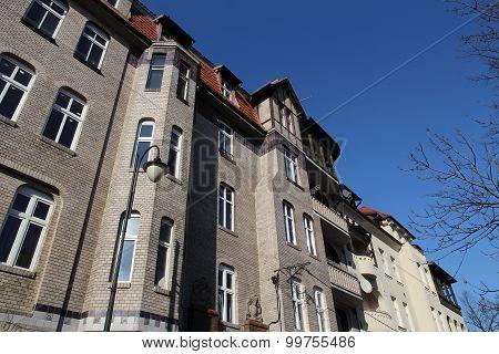 Apartment Building In Poland
