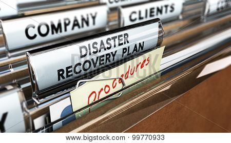 Drp, Disaster Recovery Plan