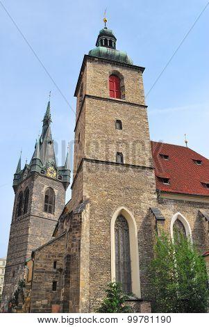 Prague, Saint Henry Church