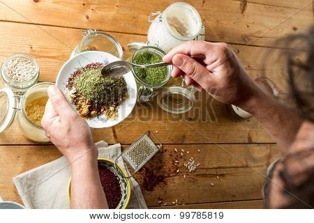 Middle Eastern Chef